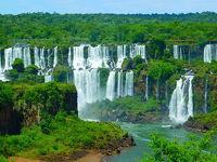 イグアスの滝をブラジル側でとアルゼンチン側で堪能[1]