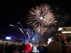 初めてのロシア&ヘンシンキ。冬のイルミネーションに輝く街めぐり。その④ヘルシンキでHAPPY NEW YEAR !
