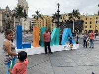 2019年12月個人手配でペルー旅�リマ〜LA〜KIX