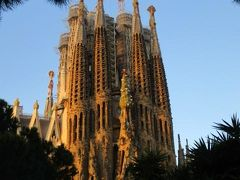 情熱の国スペイン バルセロナ