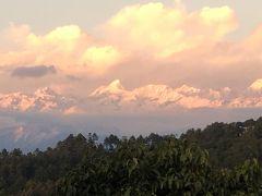 ネパール7日間の旅4日目後半~ナガルコットでヒマラヤ山脈の絶景に悶絶するの巻~