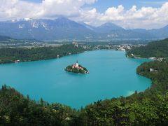 喜寿記念スロヴェニア・クロアチア12日間旅行記④ブレッド湖を俯瞰するならMala Osojnicaに