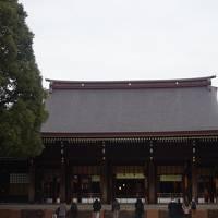 明治神宮〜鳩森神社〜新国立球技場