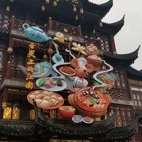 初めて上海、1月3連休、ディズニーランドに行きたくて。