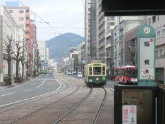 冬の長崎旅行《後編》どんより空の下、路面電車で名所巡り