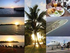 25周年記念 クック諸島 Day4-1(ラロトンガ出発の日の朝)