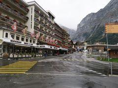 シニアー夫婦のスイスゆっくり旅行30日  (13)インタラーケンに移動です(10月2日)