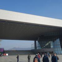 冬のソウル3日間【2日目】国立中央博物館、明洞で買い物、ウェスティン朝鮮のラウンジなど