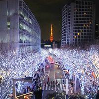 東京横浜の夜景を満喫+王道を観光する旅4 キラめく晩上的ミナト未来から六本木欅坂へ・夜の部編