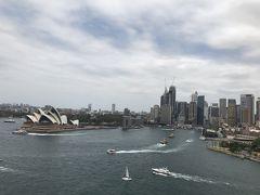 2回目のシドニー家族旅行 ①(経由地 上海を含む)