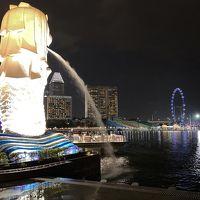 2020 シンガポール 1日目
