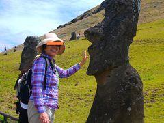 モアイ像だけではないイースター島!実は、素朴な自然いっぱいの癒され島。