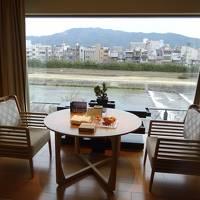 姉と京都でのんびり① : ザ ・リッツ・カールトン京都泊