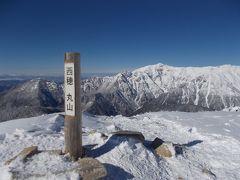 雪山初心者でも行ける北アルプス 西穂丸山