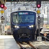 JR線-相鉄線の直通区間に乗ってきた【その1】 新宿から海老名行きの電車に乗ってみる