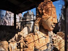 2019年の年末年始、ミャンマー3日目はカックー遺跡 スペインへの思いは忘れました