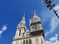 喜寿記念スロヴェニア・クロアチア12日間旅行記②ザグレブ市街観光