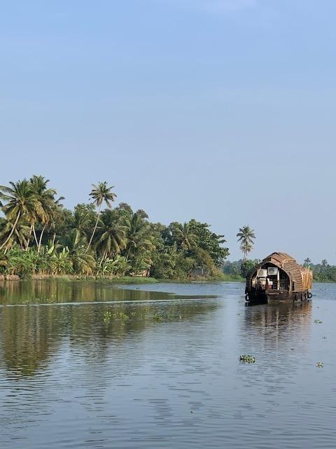 南インドでゆっくり