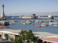 ヨルダン、アカバからエジプト、ターバへ抜ける最短海上ルート?