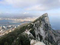 2019・秋のモロッコ旅行 その4-2、猿とジブラルタル