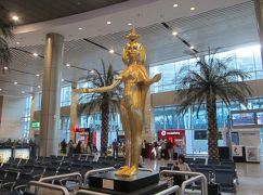 2019~2020年末年始・エジプト旅行②ドバイ乗継ぎカイロ経由ルクソールへ。