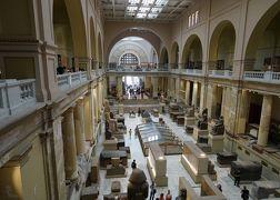 2019.8 エジプト8日間【21】エジプト考古学博物館(3)新王国コレクション