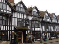 秋のイングランド カントリーサイドを歩く 25 シェークスピアの故郷 ストラトフォード・アポン・エイヴォン