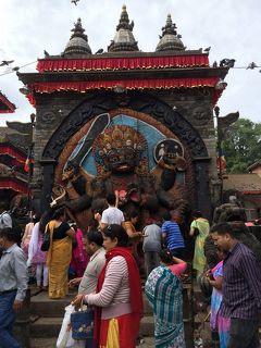 ネパール&インド2014 2  カトマンズ