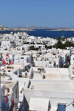 2019年子連れギリシャの旅(3)~ベタでもいいじゃないか、ミコノス島でバカンスの王道を歩む