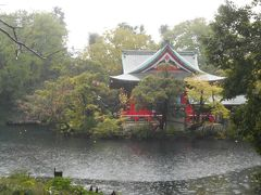 井の頭池と吉祥寺界隈