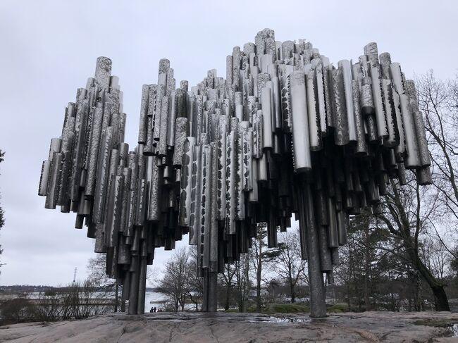 2週間のヨーロッパ旅行_D2.ヘルシンキ-タリン