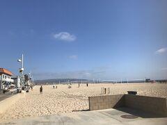 カリフォルニア州 ハモサビーチ