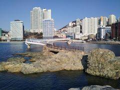 195回目訪韓(2020/1/10金~13月)は釜山、浮石寺(栄州)、慶州へ⑪/⑫チムジルバン宿泊~松島スカイウォーク