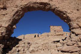 集落と云うよりは城砦 世界遺産アイト・ベン・ハッドゥ集落