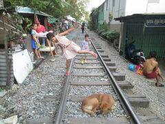 バンコクの散策