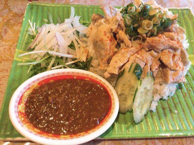 天王寺でアジア飯