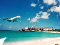 航空機マニアの聖地!!夫婦でセントマーチン島へ