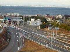阿南市から伊丹市まで、海部観光高速路線バスで戻りました その4。