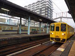 2019.12 年末年始・鉄路でぐるっと九州四国(6)筑肥線西側の未乗区間に乗りに行こう。