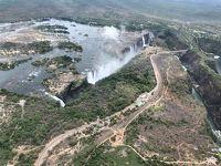 南部アフリカの旅�_ヴィクトリアフォールズで雄大な自然を体感!