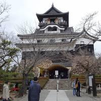 犬山城を見てきた(2020年1月)