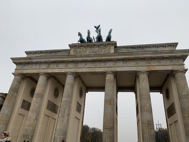 全て個人手配で<br />ドイツ(ベルリン、ミュンヘン、フランクフルト)<br />チェコ(プラハ、チェスキークルムロフ)<br />オーストリア(ウィーン)<br />の3ヶ国へ<br /><br />日程<br />1日目<br />JL407 11:00成田→15:15フランクフルト<br />LH194 17:45フランクフルト→18:55ベルリン<br />ホテルメルキュールに宿泊<br /><br />2日目<br />ベルリン市内を観光<br />高速バスで16:00ベルリン→20:30プラハ<br />ポッドヴェジに宿泊<br /><br />3日目<br />プラハ観光<br /><br />4日目<br />オプショナルツアーでチェスキークルムロフを観光<br />そのままウィーンへ<br />シンガーストラッセ21/25に宿泊<br /><br />5日目<br />ウィーン観光<br /><br />6日目<br />電車で6:30ウィーン→10:30ミュンヘンへ<br />ミュンヘンを観光<br />ホテルオイルピエッシャーホフに宿泊<br /><br />7日目<br />オプショナルツアーでノイシュヴァンシュタイン城・ヴィース教会・バートテルツへ<br />電車で20:54ミュンヘン→0:06フランクフルトへ<br />ホテルモノポールに宿泊<br /><br />8日目<br />ケルン・フランクフルト観光<br />JL48 19:40フランクフルト→15:00成田