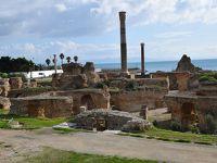夫婦で行ったチュニジア(カルタゴからシディ・ブ・サイド&バルドー博物館)