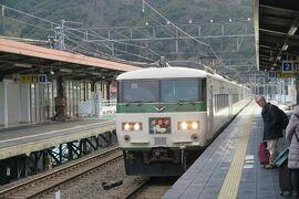 引退間近の国鉄型185系踊り子号で行く伊豆の旅