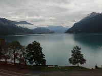 シニアー夫婦のスイスゆっくり旅行30日  (16)ブリエンツへデイ.トリップです(10月4日)