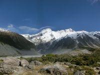 2020新春 ニュージーランド05:世界遺産アオラキ/マウントクック国立公園 ケアポイントトラック