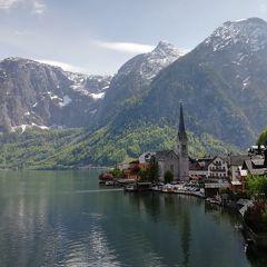 オーストリアで自然を楽しむ旅・2(2019年4月-5月 ハルシュタット、バートイシュル編)