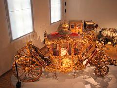 駆け足で巡る中欧5カ国の旅 16 馬車博物館でマリア・テレジア生誕300周年、エリーザベト生誕180周年特別展を見る