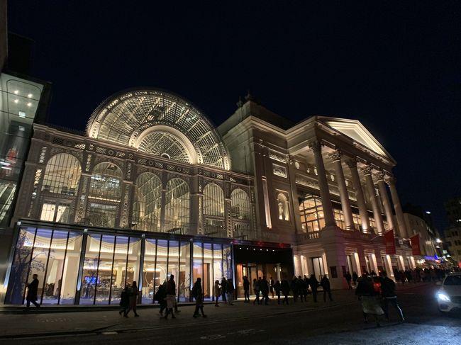 またまたロイヤルバレエを観に行きました。<br />今回は、スト継続で直前まで迷ったパリ日帰りも決行。<br /><br /> Day1:ロンドンへ&イングリッシュナショナルバレエ<br /> Day2:ロンドン街歩き&ロイヤルバレエ<br /> Day3:ロンドン街歩き&ロイヤルバレエ<br />&#9654;Day4:パリへ日帰り旅行<br /> Day5:ロンドン街歩き&ロイヤルバレエ<br /> Day6:ロンドン街歩き→帰国