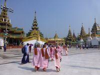 黄金の国ミャンマー、心に届く親しみ深い国 �